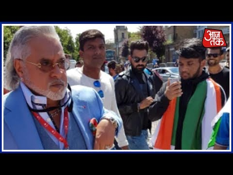 Vijay Mallya Booed During India-South Africa Match, Fans Shout 'Mallya Is A Thief' In Chorus