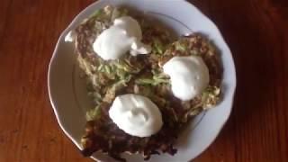 ✅ #2 ПП. Блинчики из кабачков. ПП рецепты. Полезный завтрак для похудения.