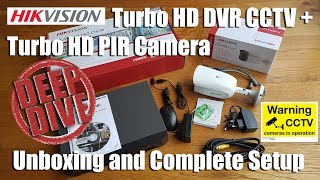 Hikvision 4 Channel Turbo HD DVR price in Nigeria | Compare Prices