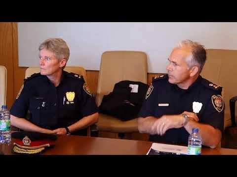Ottawa Police Chief Charles Bordeleau