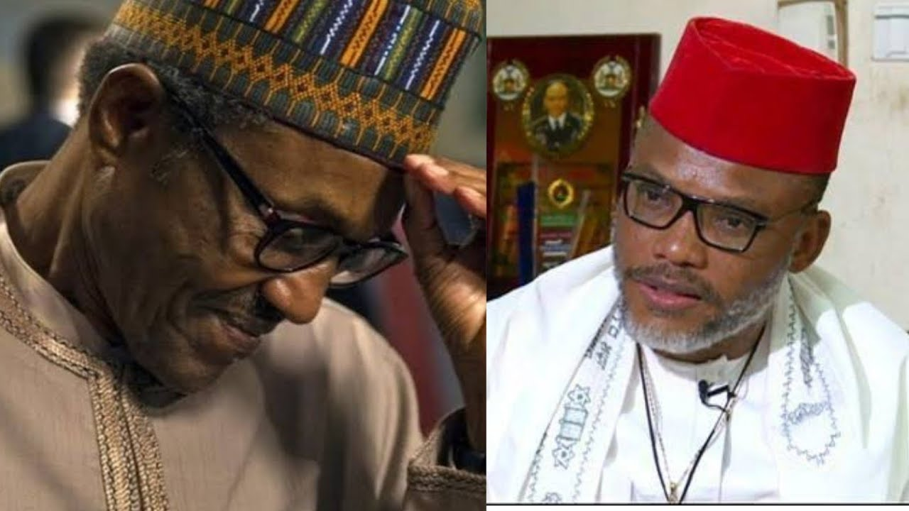 Image result for Why Buhari should not be sworn in again as Nigeria President – Nnamdi Kanu