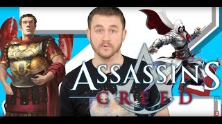 Анонс Civilization 6  и трейлер фильма Assassin's Creed - ЗаДДротский дайджест