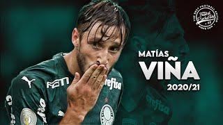 Matías Viña ► Palmeiras ● Defensive Skills, Goals & Assists ● 2020/21   HD