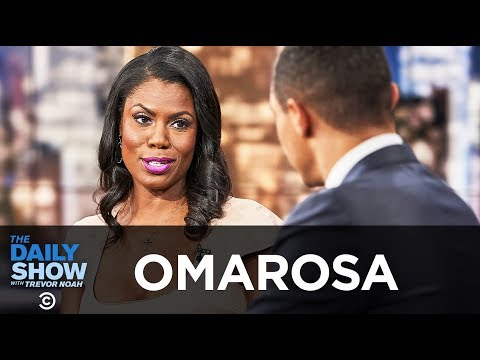 Omarosa on Her Secret Tapes & Trump's Biggest Weakness | The Daily Show