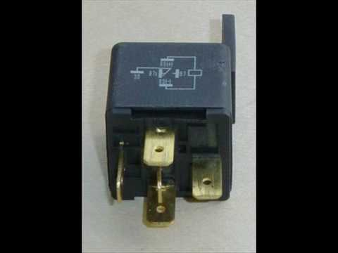 Testing, Bypassing and Wiring SPDT Power Tilt Trim Relays  YouTube