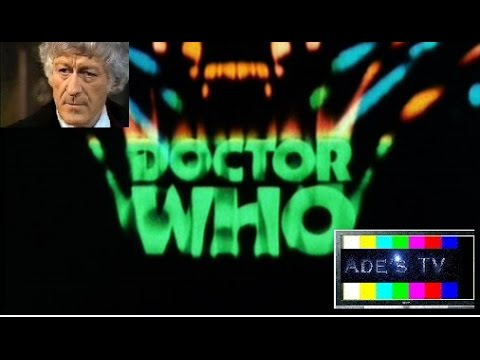 (The 3rd Doctor) A Tribute To The 1st-11th Doctors DVD Covers Part 3 of 11