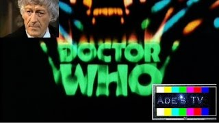 A Tribute To The 1st-11th Doctors DVD Covers Part 3 of 11