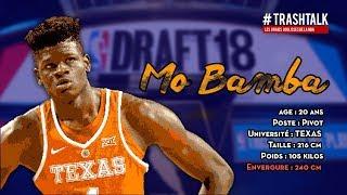 NBA Draft 2018 : mais qui est Mo Bamba ?