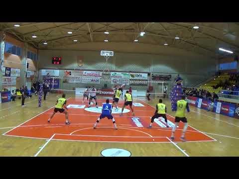 Palentzas Nikos No.13 Yellow Jersey Pamvochaikos-Foinikas (2017-2018
