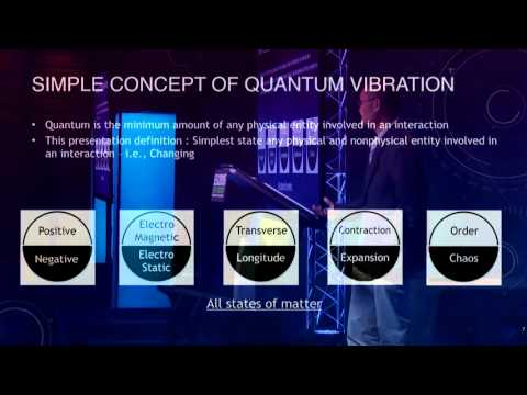 Kongpop U-Yen: Solar System Formation, Quantum Vibration, and Natural Disasters | EU2015