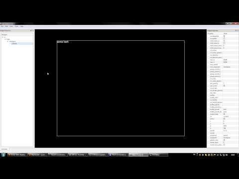 Ryzom GUI Editor: Adding a new widget