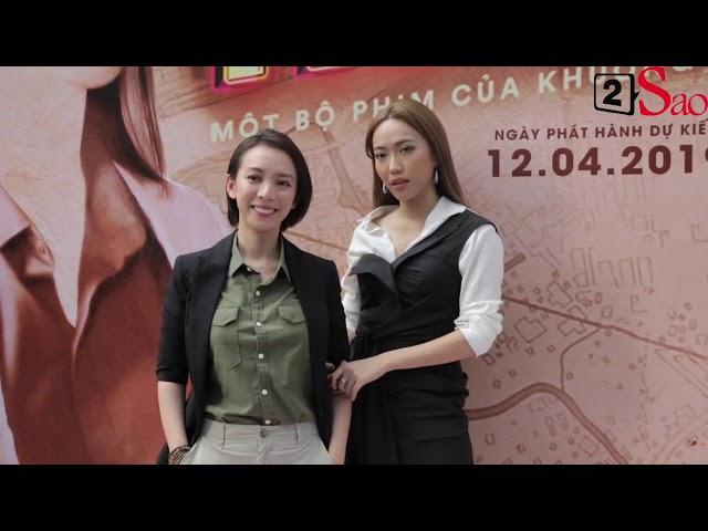 'Chị Mười Ba' Thu Trang phiên bản điện ảnh sẽ cai thuốc lá