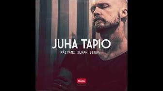 Juha Tapio - Päiväni ilman sinua (Radio Edit)