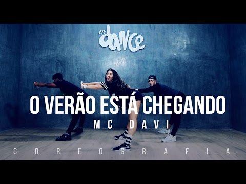 O Verão Está Chegando - Mc Davi - Coreografia |FitDance TV