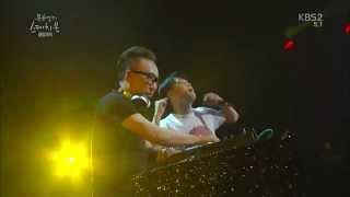 [HIT] 유희열의 스케치북-박명수(DJ G-Park) & DJ CHARLES - EDM 디제잉.20141114