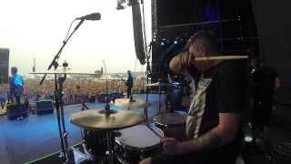 Mallory Knox - Reading Festival '13