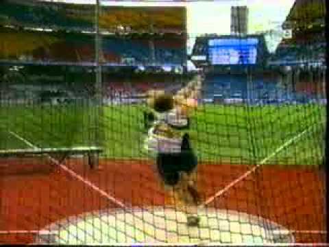 Hammer Throw Sosimenko Commonwealth Games 1998 64.85m