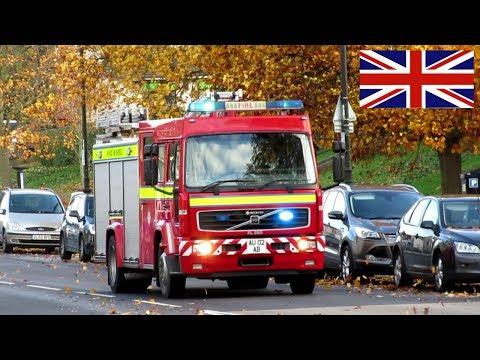 British Emergency Vehicles Responding - BEST OF 2016 -