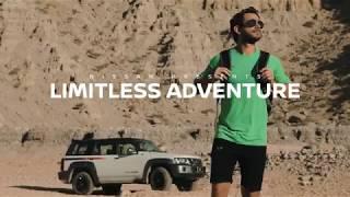 Nissan Super Safari presents Limitless Adventure with Sherif Fayed Mountain Climbing