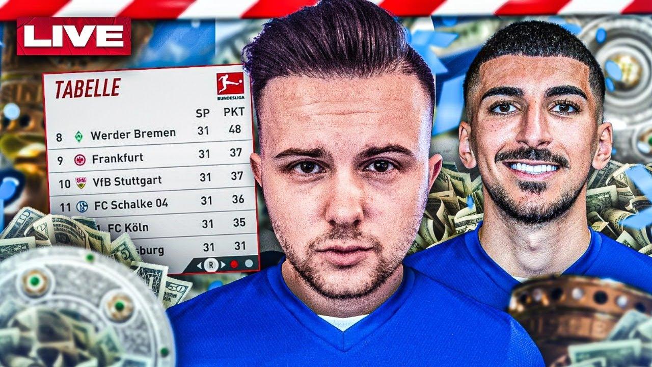 FIFA 21: Fc Schalke 04 Karriere LIVE 🔥 START in SAISON 4...!