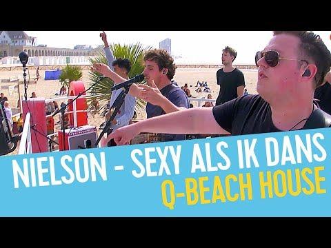 Nielson - Sexy als ik dans | Live bij Q