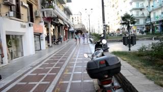 アキーラさん散策①ギリシャ・テッサロニキ市街,Thessaloniki,Greece