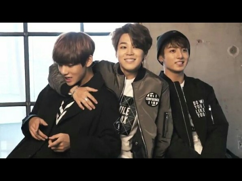 V ♡ JIMIN ♡ JUNGKOOK (VMinKook) || A Little Too Not Over You ||