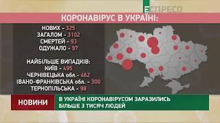 Коронавірус в Україні: статистика за 13 квітня