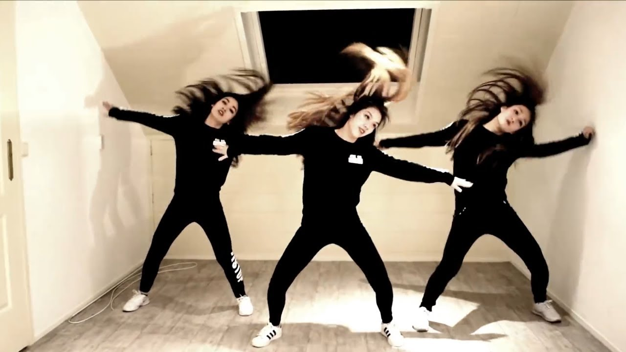 ab8613334 أجمل رقص بنات على أغنية Va Bene - YouTube