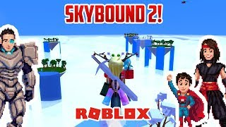 BOOPIN' IN THE SKY! Roblox Skybound 2!