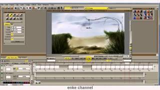 Enke   Мини обзор   TVP Animation 9 Pro + PT SAI