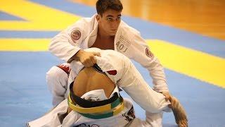 Gui Mendes | Bull Terrier Cup 2014 2nd Match | Art Of Jiu Jitsu Academy
