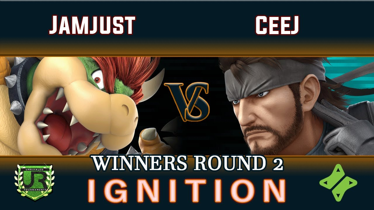 Download Ignition #220 WINNERS ROUND 2 - Jamjust (Bowser) vs CeeJ (Snake)