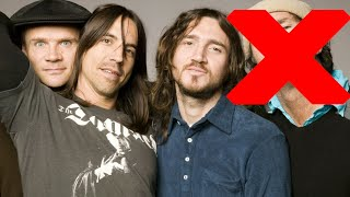 Red Hot Chili Peppers - Scar Tissue Drums Backingtrack Thumbnail
