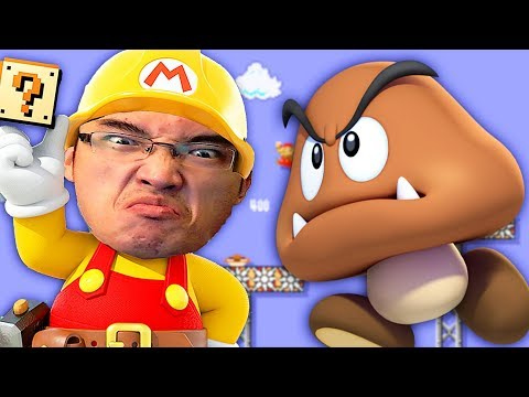 L'ULTIME GOOMBA CHALLENGE ! | Super Mario Maker