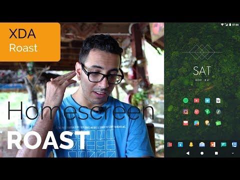 Homescreen Roast: Episode 3
