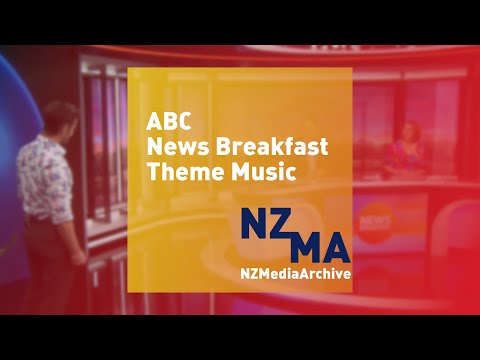 ABC News Breakfast Theme full