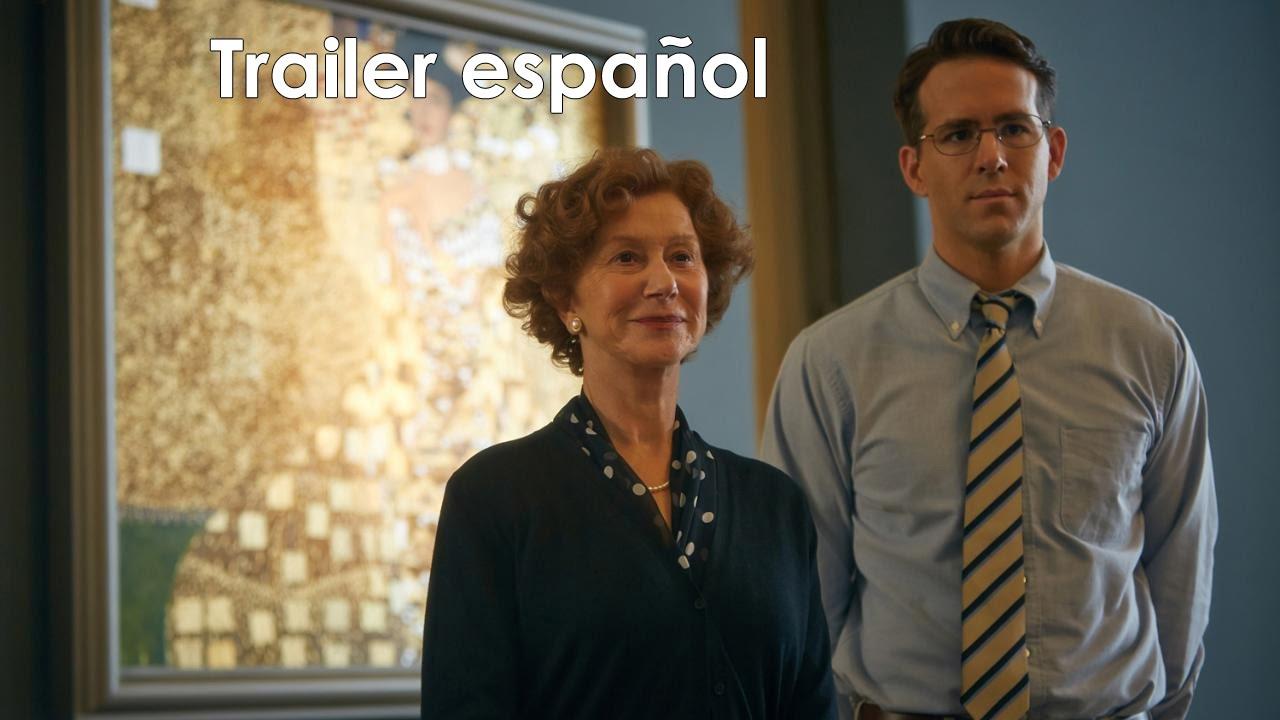 La dama de oro - Trailer español - YouTube