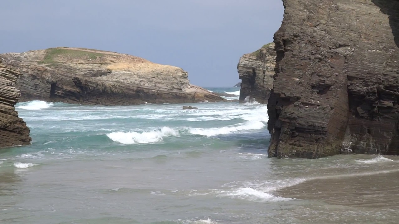 playa de las catedrales unesco