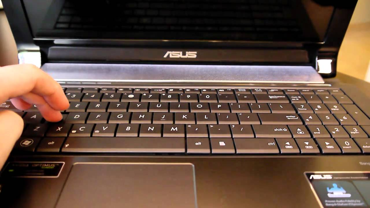 Asus N53JN Notebook Drivers for Windows 10