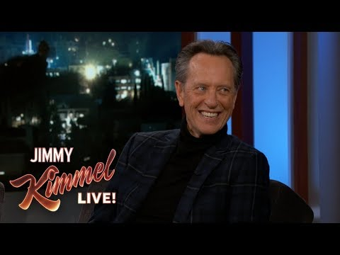 Richard E. Grant on Oscar Nomination, Steve Martin, Star Wars & French Kissing