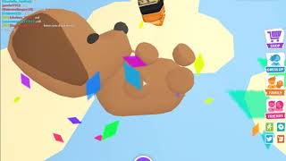 Roblox AOPT ME NEW PET TOYS!!!! kelly games