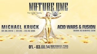 Nature One 2014 - Michael Kruck @ Acid Wars - 02.08.2014