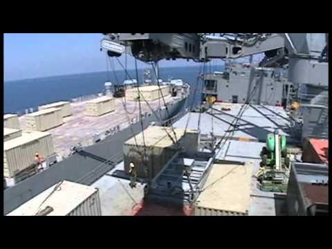 LVI Lo/Lo crane system