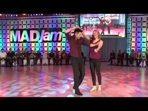 MADjam 2018 All Star Jack & Jill Conor McClure & Kristen Parker