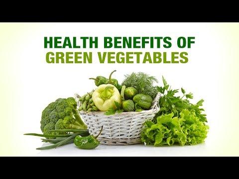 Health Benefits of Green Vegetables - Diet Talk-  Asha Bachanni