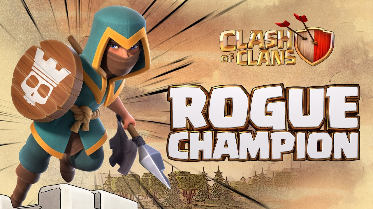 Rogue Champion (Clash Of Clans Season Challenges)