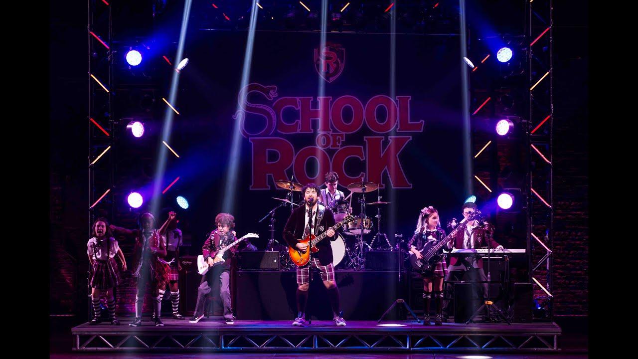 review of andrew lloyd webber u0027s of rock at wintergarden