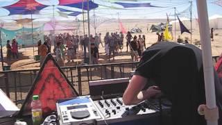 Dj Silent B-Uroboros rec/Glitchy Tonic rec@ Satya Festival-Groove Secret Chamber