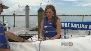 SEGMENT FOUR Offshore Sailing School